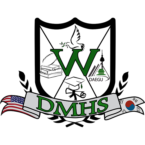 Daegu MS/HS Mascot - right click to download lo-res png