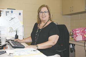Jean Benson is a special education teacher at Heroes Elementary
