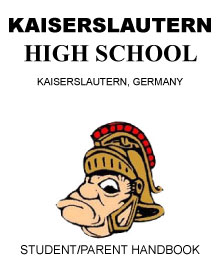 Download a copy of our school's Student/Parent Handbook.