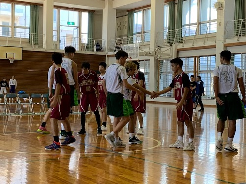 Kubasaki HS - Dragon Varsity Boys Team