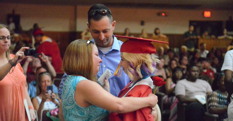 Lejeune High School Graduates 78 in Class of 2019