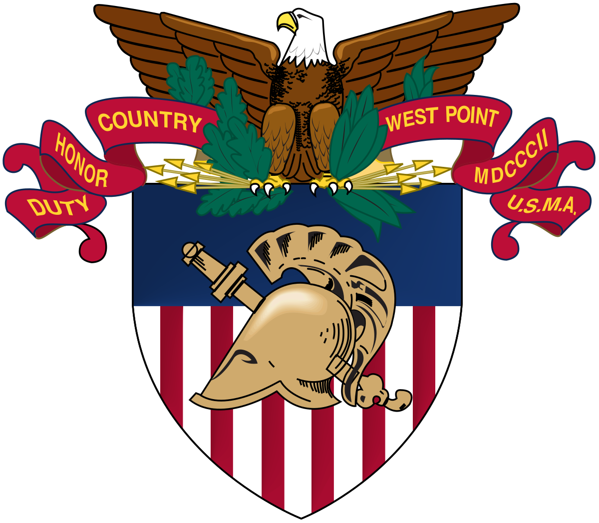 West Point Acad Logo