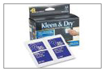 Kleen & Dry Wipes