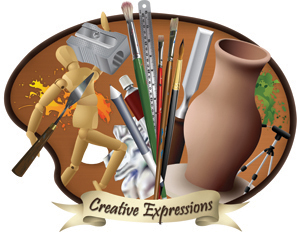 Far East Creative Expressions Logo