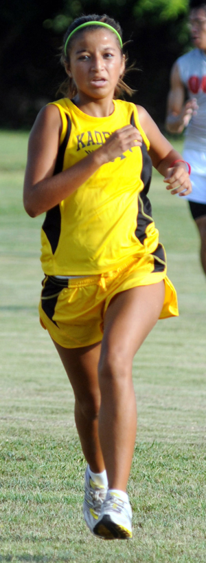 Kadena Cross Country Runner 2009