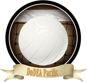 Far East Volleyball Logo