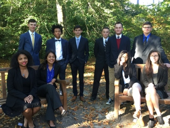 QMHS students attended the William and Mary Model United Nations Conference