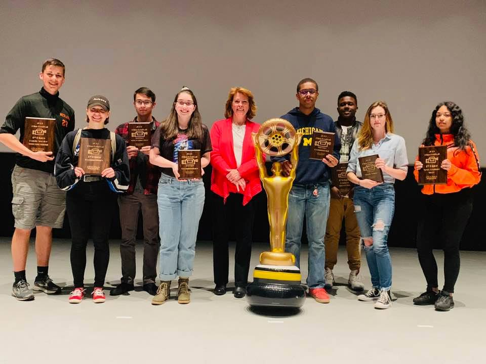 Spangdahlem High School Wins 8 Awards at DoDEA Europe-West Film Fest 2019