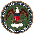 DoDDS Seal: Department of Defense Dependents Schools