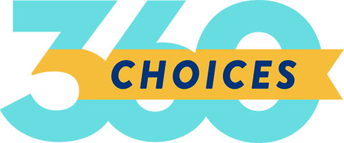 Choices 360 logo