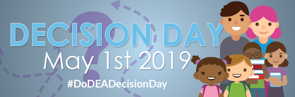 2018 Decision Day Web Banner