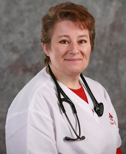 Kaiserslautern High School's nurse recognized as the Overseas School Health Nurses Association (OSHNA) Nurse of the year.