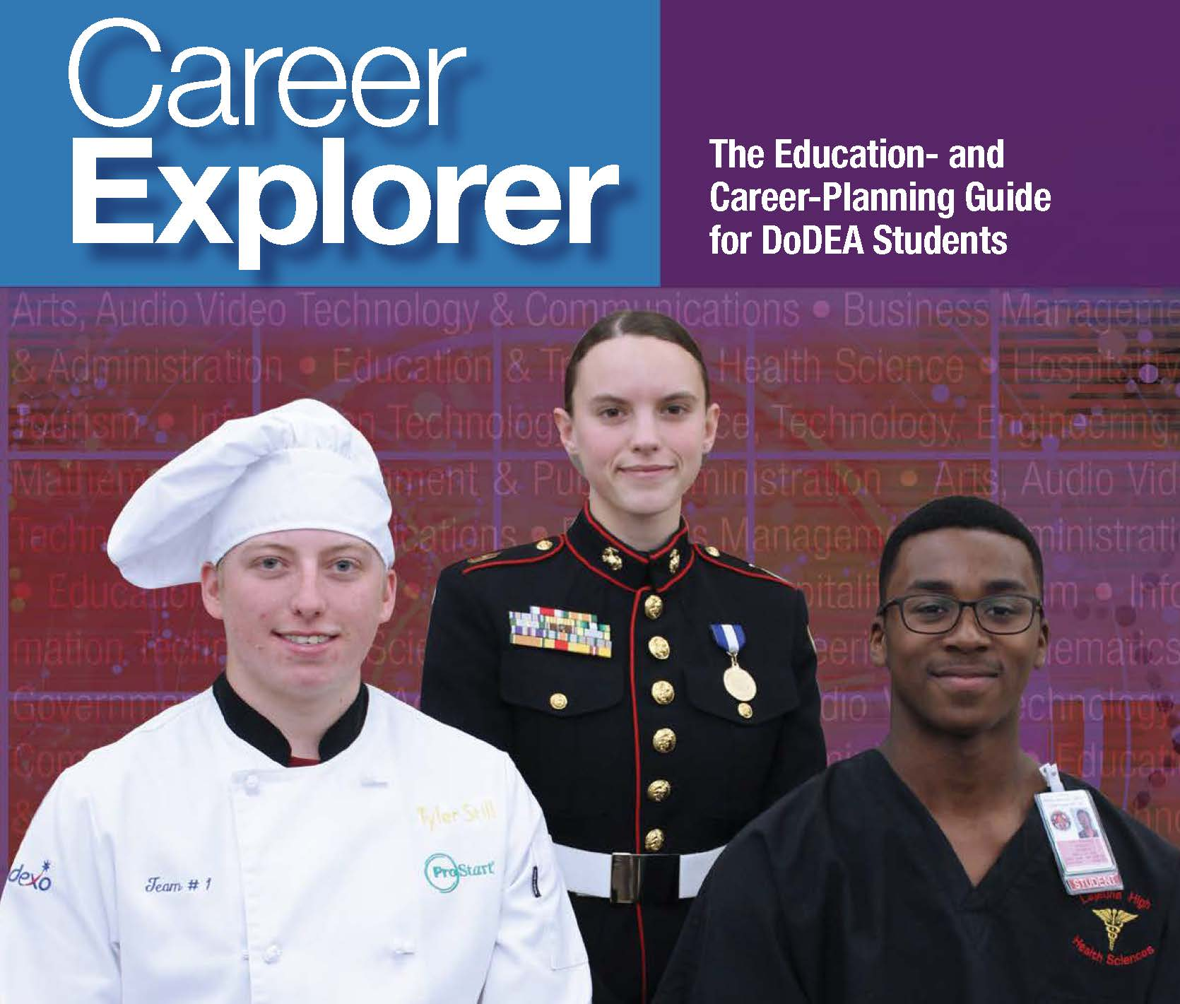 DoDEA Career Pathways and Career Clusters