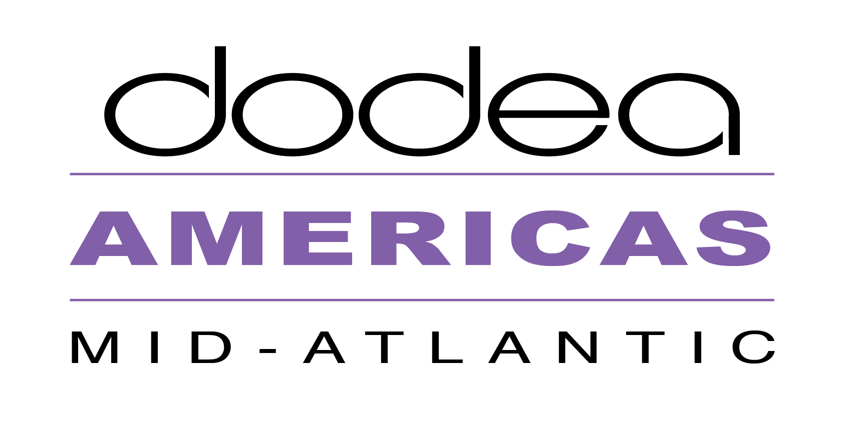 District Logo Americas Mid-Atlantic - COLOR Light