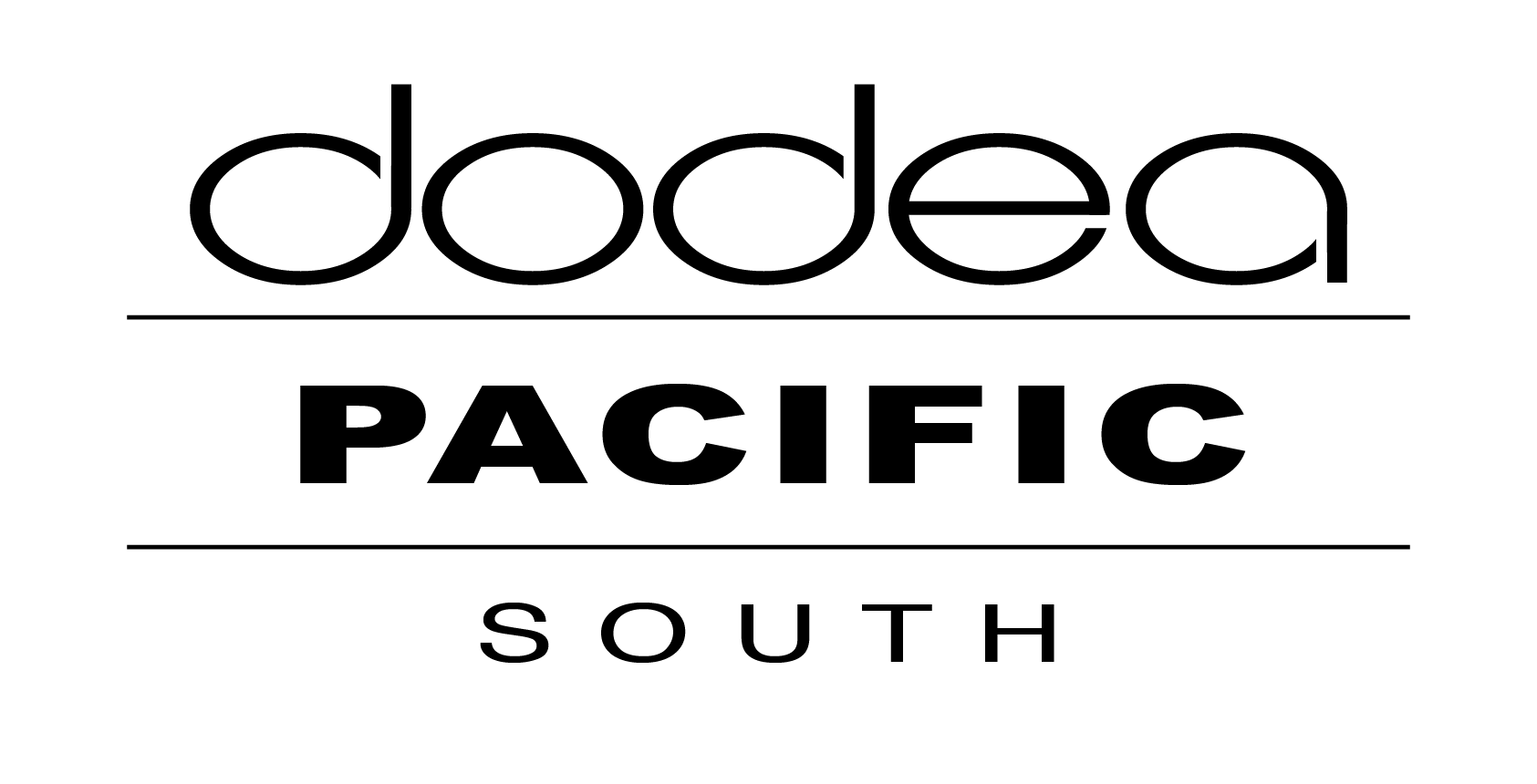 District Logo Pacific South - BLACK