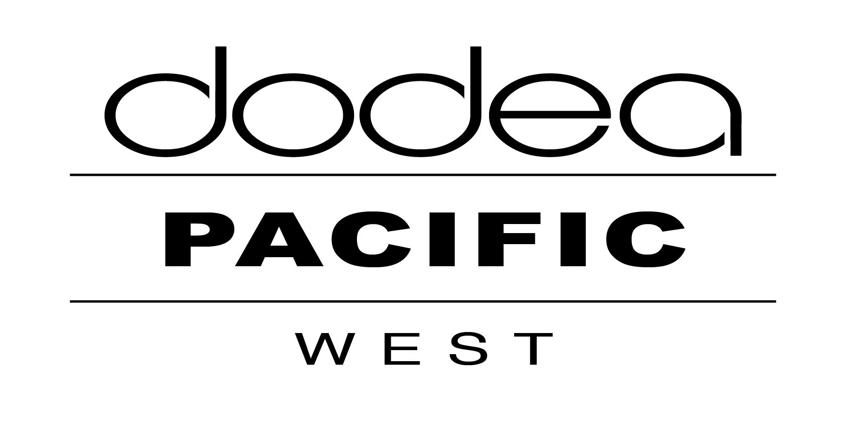 District Logo Pacific West - BLACK