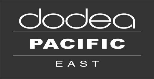 District Logo Pacific East - WHITE