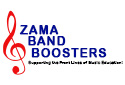 Support the ZMHS Band Boosters - Be a ZMHS School Band Booster