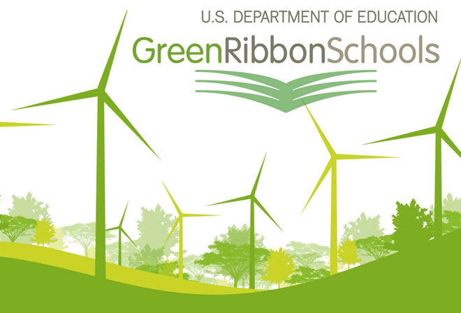 Permanent Link to DoDEA Americas School Named as a 2017 U.S. Department of Education Green Ribbon School