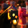 Beaming lanterns, smiles at NES during annual lantern walk