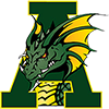 This is the logo for AlconburyMHS.