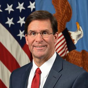 Dr. Mark T. Esper Secretary of Defense