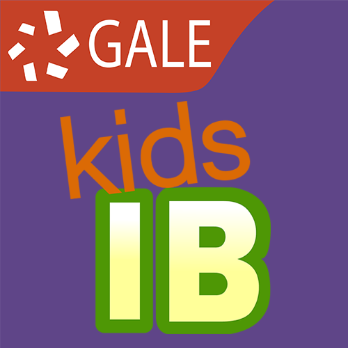 Gale Kids InfoBits (Kadena ES)