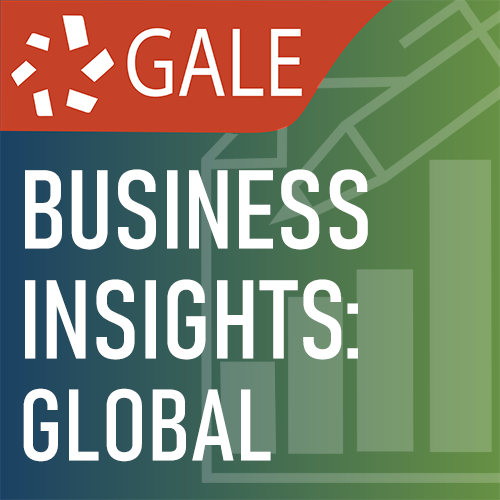 Gale: Business Insights Global