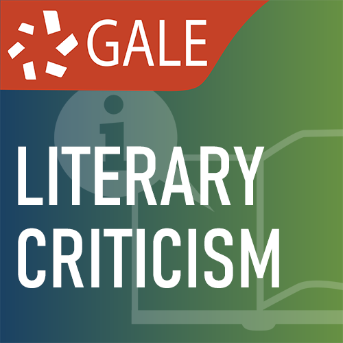 Gale: Literature Criticism