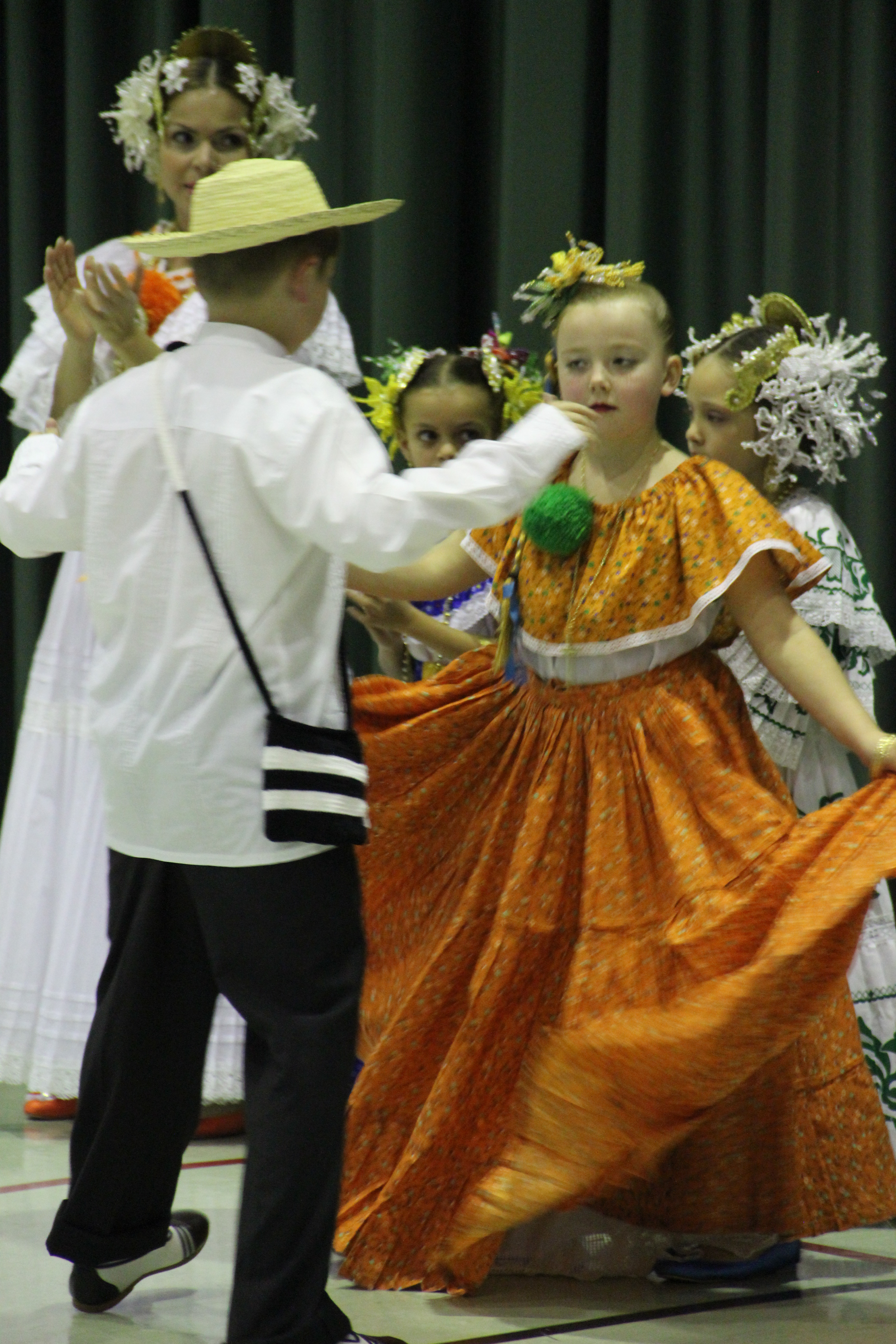 Rainbow School Celebrates Hispanic Heritage - 16 October 2013