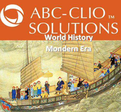 ABC-CLIO: World History Modern Era