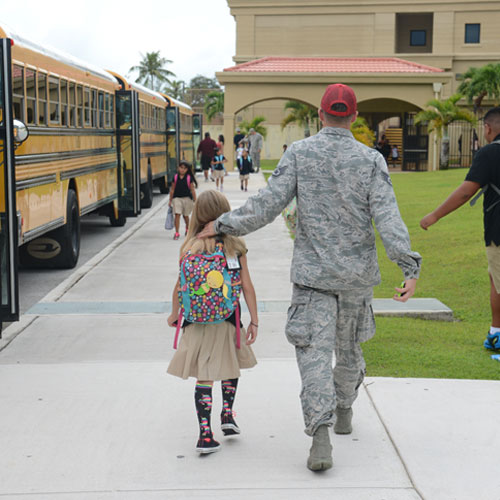 Guam School Closures