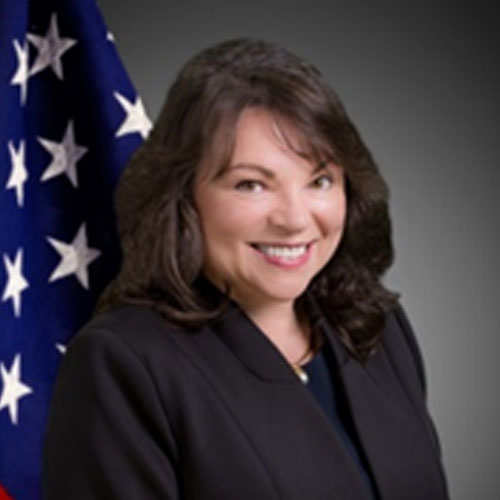 "Ms. Sylvia ""Missy"" Gingrich Selected as Chief of Staff, Pacific East District"