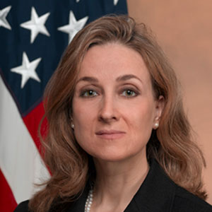 Stephanie Barna Performing the Duties of the Under Secretary of Defense for Personnel and Readiness