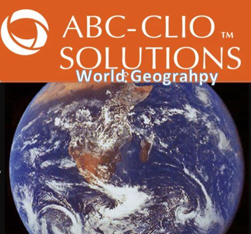 ABC-CLIO: World Geography