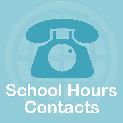 School Contacts and Hours