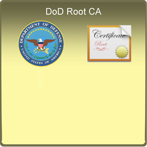Download DoD Root Certificates