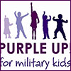 Purple Up! For Military Kids page image