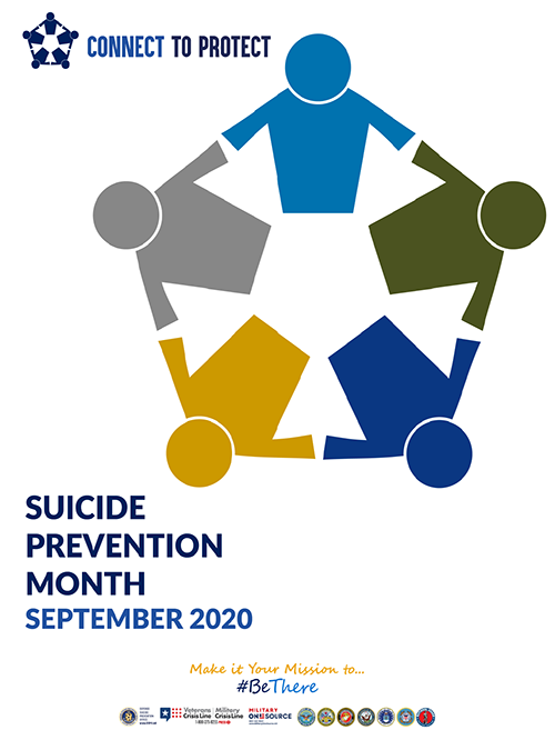 Suicide Prevention Month Poster