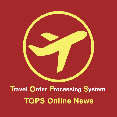 Travel Order Processing System (TOPS)
