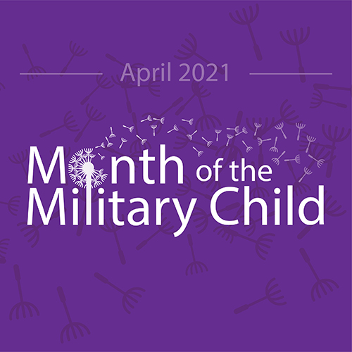 The Month of the Military Child