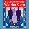 Office of Warrior care logo