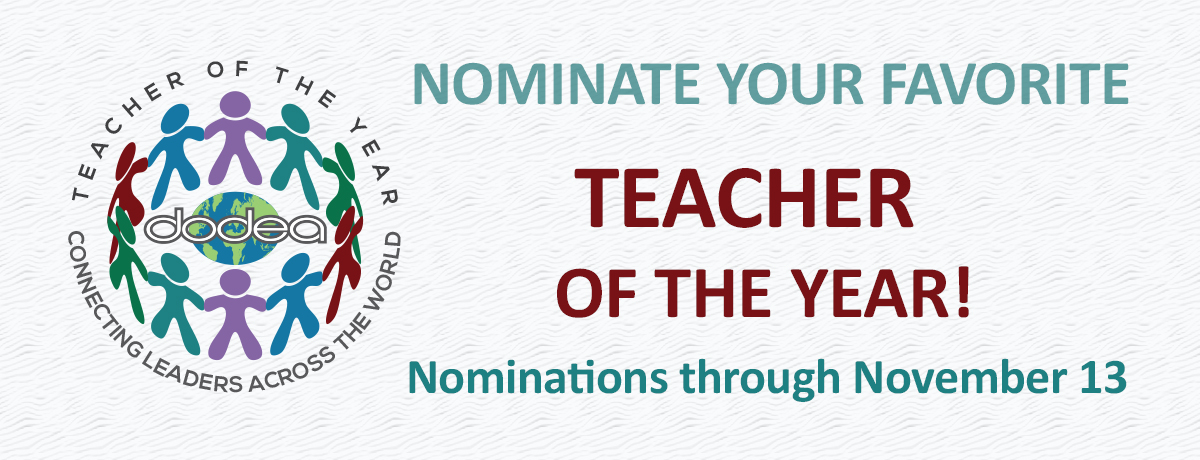 TOY Nominate Now!